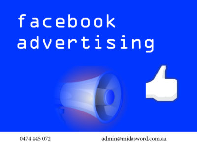 Facebook Advertising with Midas Word