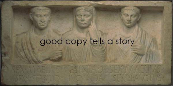 goodcopytells